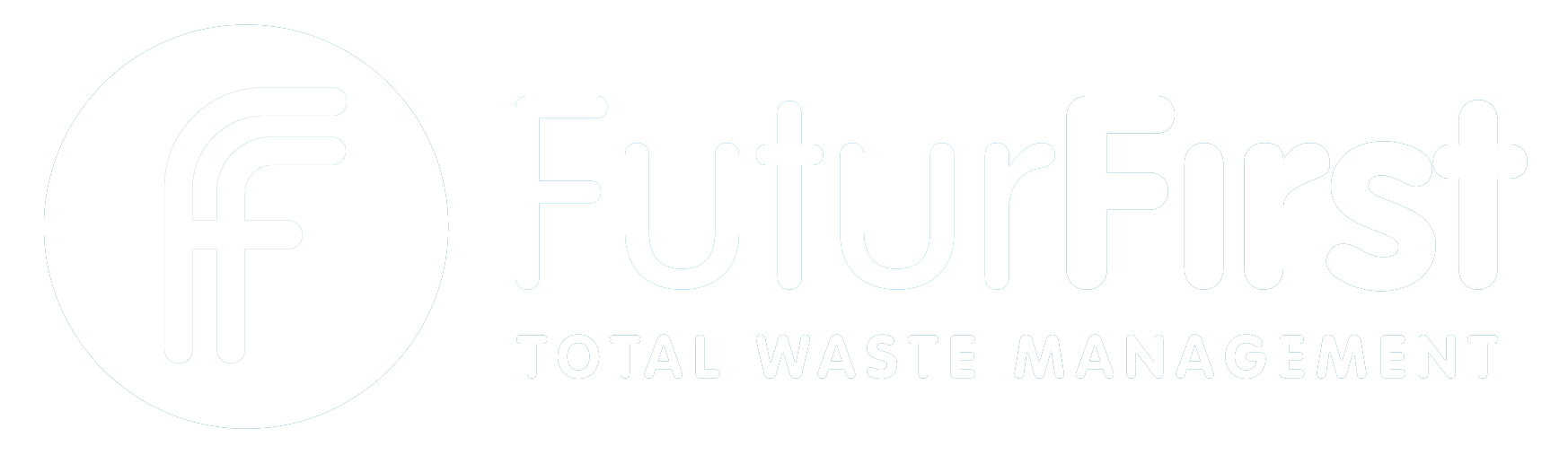 Future First Transparent White Logo